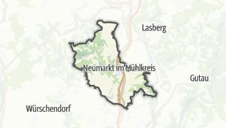 Carte / Neumarkt im Mühlkreis