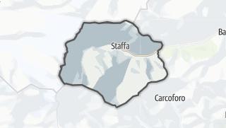 מפה / Macugnaga