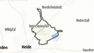 Mapa / Ostrohe
