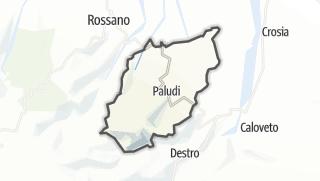 Térkép / Paludi