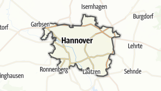Karte / Hannover