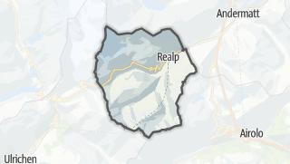 Karte / Realp