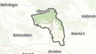 Carte / Altenhausen