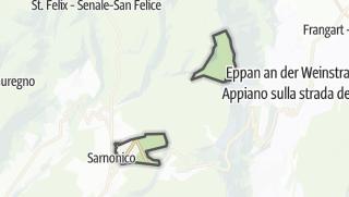 Karte / Ronzone