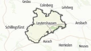 Map / Leutershausen