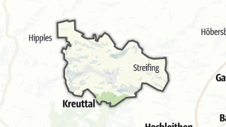 Cartina / Kreuzstetten