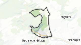 Karte / Simmertal