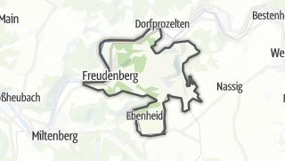 Cartina / Freudenberg