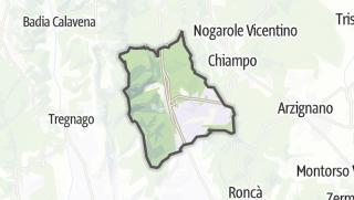 Kartta / San Giovanni Ilarione