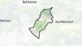 Mapa / Pichl-Kainisch