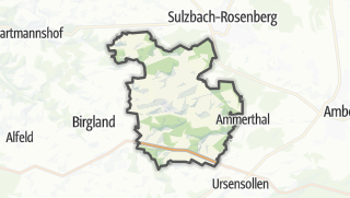 Cartina / Illschwang