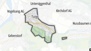 地图 / Turgi