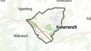 Karte / Masburg