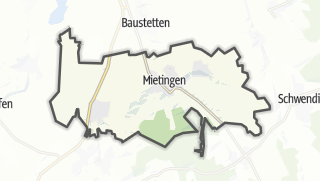Cartina / Mietingen