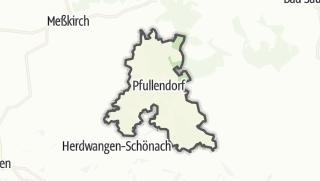Mapa / Pfullendorf