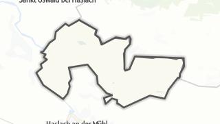 地图 / Lichtenau im Mühlkreis