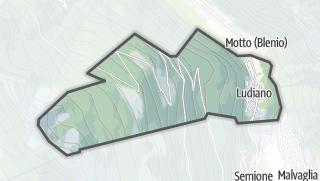 Karte / Ludiano