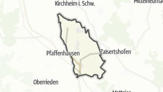 Map / Salgen