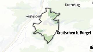 Karte / Golmsdorf
