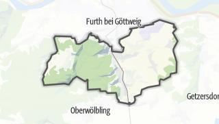 Cartina / Paudorf