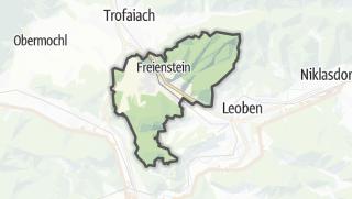 מפה / Sankt Peter-Freienstein