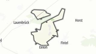 Cartina / Vahlde
