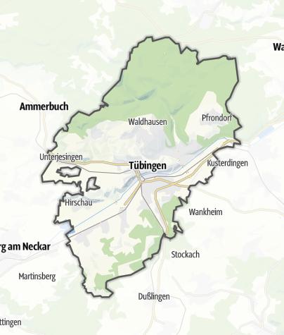 map tbingen