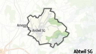 地图 / Andwil (SG)