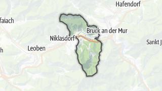 Mapa / Oberaich