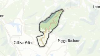 Mapa / Morro Reatino