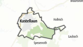 Karte / Kastellaun