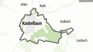 Map / Kastellaun