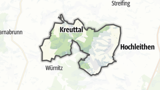 Cartina / Kreuttal