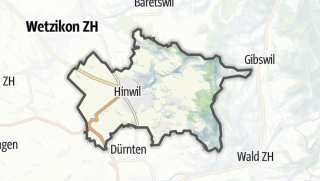 Mapa / Hinwil