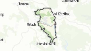 מפה / Blaibach
