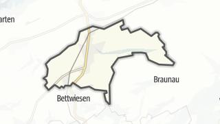 Cartina / Tobel-Tägerschen