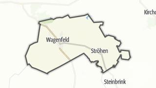 地图 / Wagenfeld