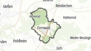 Mapa / Fernwald