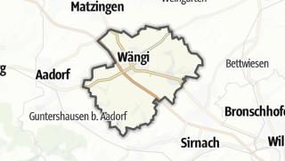 Cartina / Wängi