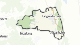 Map / Langweid am Lech