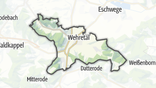 Carte / Wehretal