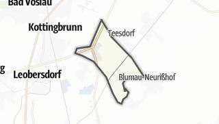 Mapa / Günselsdorf