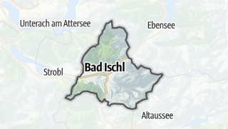 Cartina / Bad Ischl
