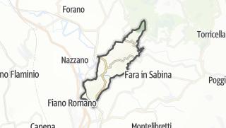 Mapa / Montopoli di Sabina