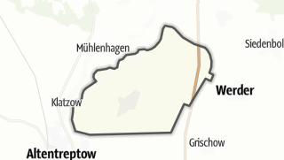 Cartina / Grapzow