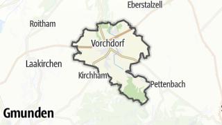 Karte / Vorchdorf