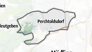 מפה / Perchtoldsdorf