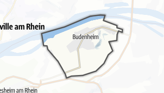 Karte / Budenheim