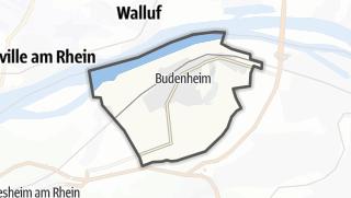 地图 / Budenheim