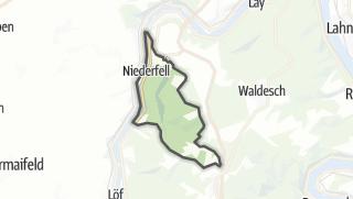 地图 / Niederfell